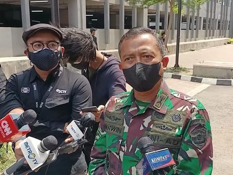 Oknum TNI yang Bantu Rachel Vennya Kabur Dari Karantina Telah Dinonaktifkan