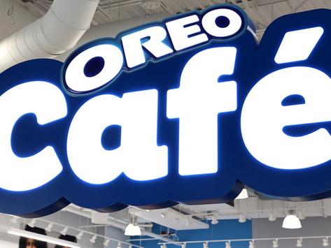 Oreo Resmi Buka Cafe Fisik Pertama