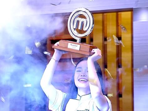 Jesselyn Keluar Sebagai Pemenang the Next MasterChef Indonesia Dengan 1940 Poin