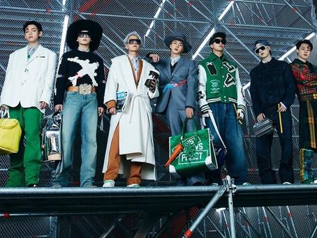 BTS Dijadikan Utusan Presiden Korea Selatan