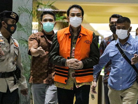 Jadi Tersangka Kasus Suap dan Korupsi, Wakil Ketua DPR Azis Syamsuddin Ajukan Surat Pengunduran Diri