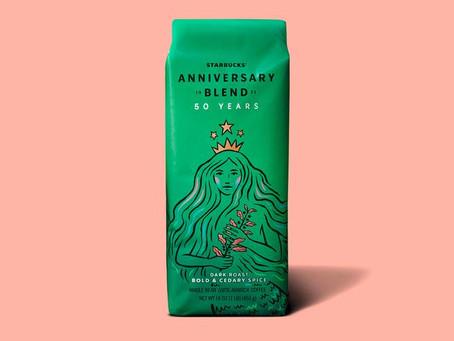 Rayakan Ulang Tahun ke-50, Starbucks Luncurkan Coffee Blend Khas Indonesia