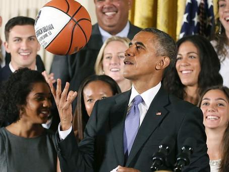 Obama Resmi Bergabung dengan NBA Sebagai Penasihat Strategi
