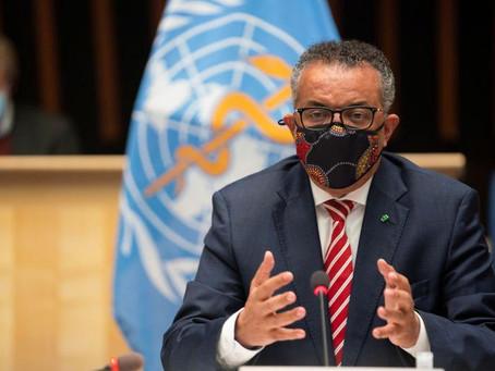 Kepala Organisasi WHO Kecewa China Belum Memberikan Izin Para Ahli Dunia Memeriksa Asal Asul Covid