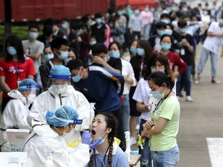 Muncul Kasus Covid-19 Baru di 15 Provinsi, Wuhan Panic Buying dan Testing Massal
