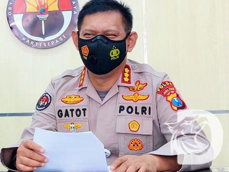 Anggota Polisi Ditangkap di Mojokerto Saat Pesta Sabu