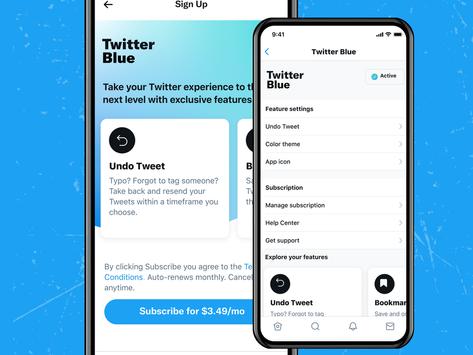 Twitter Luncurkan Fitur 'Edit' dan 'Undo Tweet' Berbayar