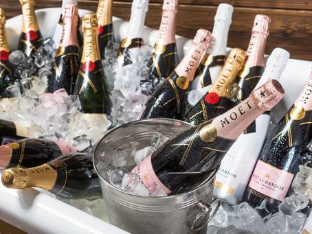 Rusia dan Prancis Berselisih Tentang Label Champagne
