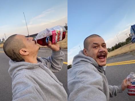 TikTok Star Nathan Apodaca Luncurkan Brand Minuman Alkohol Cranberry Miliknya Sendiri