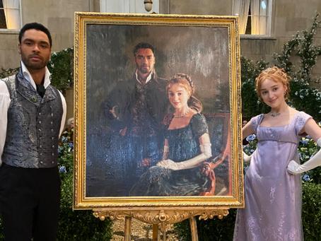Penggemar Serial Netflix Bridgerton Berduka Atas Kepergian Karakter Rege-Jean Page