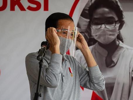 Luncurkan Bantuan Tunai Se-Indonesia, Jokowi Ingatkan Jangan Untuk Beli Rokok