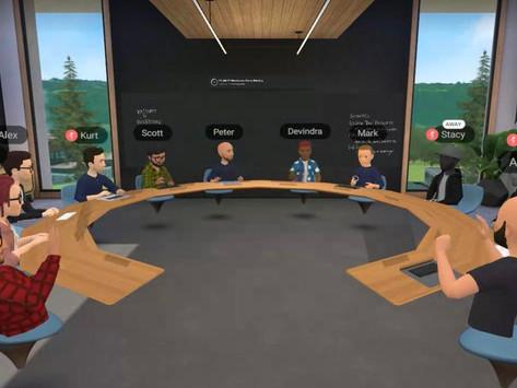Zoom Akan Hadir di Facebook VR dan Ada Fitur Terjemahan Otomatis