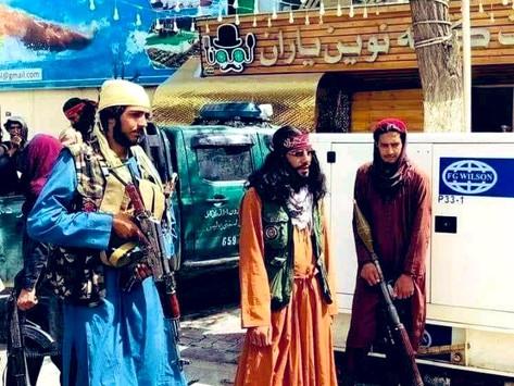 Viral Hypebeast Style Anggota Taliban, Outfit Capai Rp100 Juta