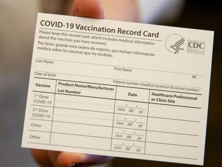 Perusahaan Teknologi dan Grup Kesehatan Mulai Menciptakan 'Passport Vaksin' Covid Digital