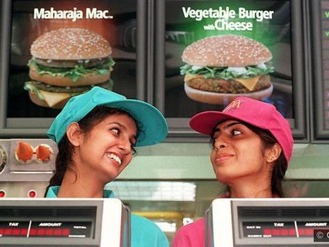 Tertinggal Oleh Para Pesaingnya, McDonald's Ciptakan Burger Nabati Sendiri