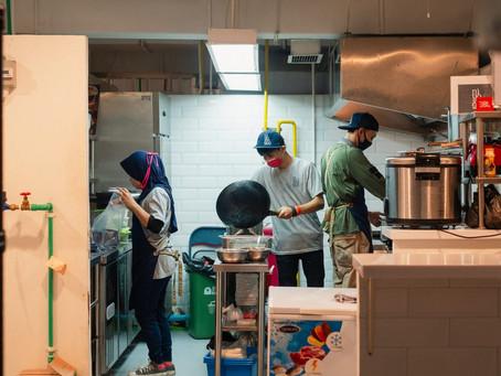 Menyediakan Dapur yang Dapat Dipakai Bersama, Cloud Kitchen Hemat Biaya Bisnis Kuliner Pemula