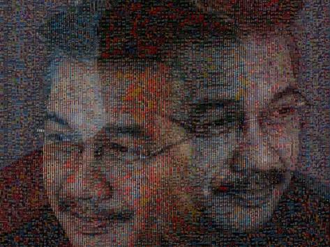 Lukisan NFT Denny JA Terjual Rp1 Miliar
