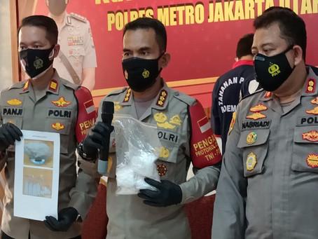 Kepala Satuan Reserse Narkoba dan 10 Anggota Polisi Jual Sabu Hasil Sitaan, Raup Rp1,25 Miliar