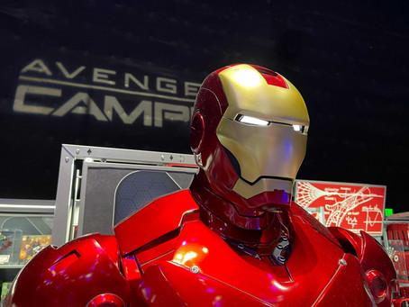 Robot Iron Man III Dijual Dengan Harga 112 Juta Rupiah di Pembukaan Disneyland Avengers Campus