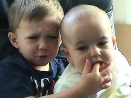 Video Viral 'Charlie Bit My Finger' Terjual 10 Miliar via NFT
