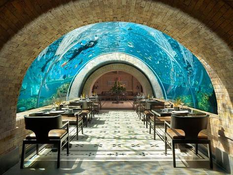 Koral Restaurant Bali Dinobatkan Menjadi Restoran Terindah Nomor Satu di Dunia, Versi TripAdvisor