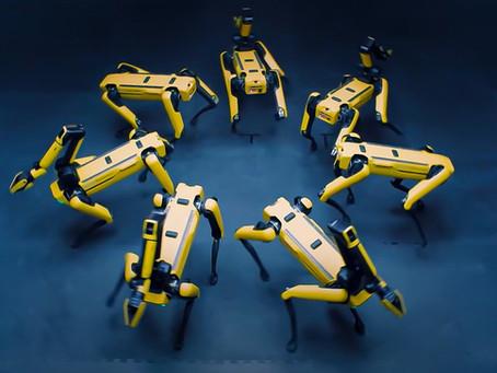 BTS Berkolaborasi Sambut Peluncuran Robot Dance-Off Hyundai dan Boston Dynamics