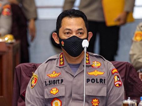 Kapolri Resmi Larang Media Siarkan Arogansi dan Kekerasan Polisi Agar Kinerja Semakin Baik