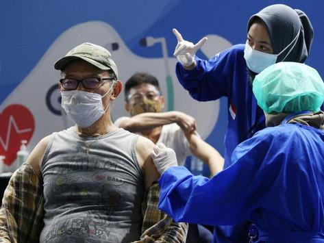 Lebih Dari 12 Ribu Orang Teken Petisi Batalkan Kartu Vaksin