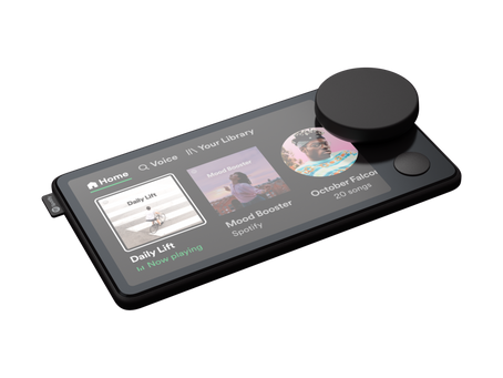 "Mirip Siri, Spotify Luncurkan Perangkat 'Car Thing' Dengan Bantuan ""Hi Spotify"""