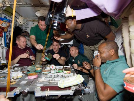 NASA Adakan Kontes Pembuatan Makanan Untuk Astronot, Dari Bibimpap Korea Hingga Taco Bell
