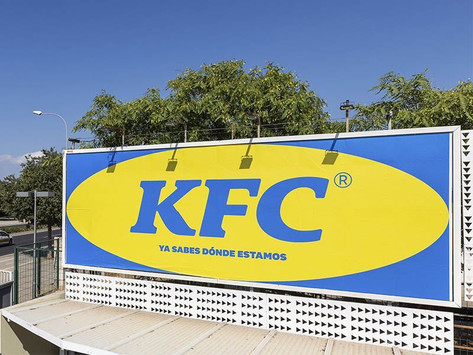 KFC Spain Promosikan Restoran Baru Lewat IKEA