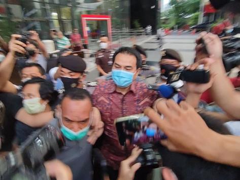 Wakil Ketua DPR, Azis Syamsyuddin Jadi Tersangka KPK