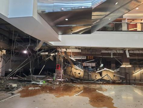 Penyebab Plafon di Mall Margo City Depok Ambruk Karena Lift Jatuh, Korban Bertambah Jadi 11 Orang