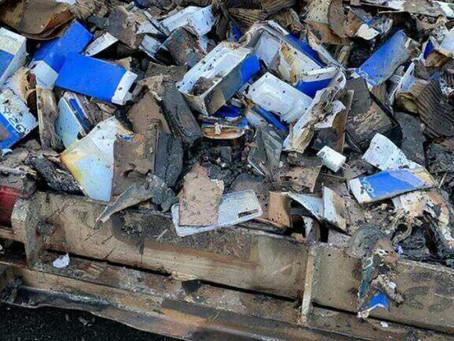 Terbakar di Kargo, Garuda Indonesia Resmi Larang Pengangkutan Ponsel Vivo