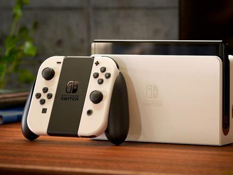 Nintendo Switch OLED 7 Inci Diluncurkan, Dijual Sekitar 5 Juta Rupiah