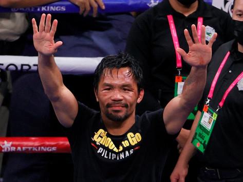 Manny Pacquiao Resmi Pensiun Dari Tinju