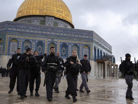 Sabotase Arus Litrik dan Pengeras Suara, Israel Halangi Adzan di Masjid Al-Aqsa Sejak Awal Ramadhan