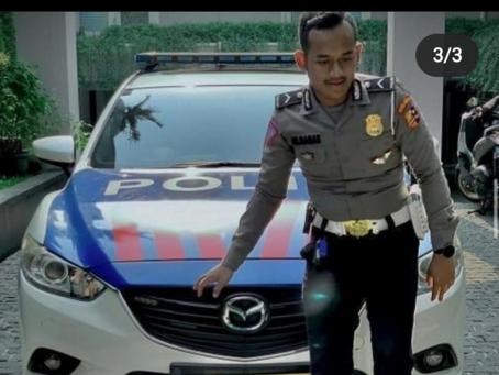 Viral Polisi Pakai Mobil Dinas Untuk Pacaran, Kini Ditahan di Biro Mabes Polri