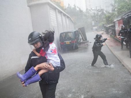 Setelah Banjir Bandang, Cina Kini Dilanda Angin Topan In-fa