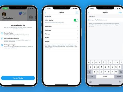 Twitter Akan Sediakan Fitur Tip Pembayaran Bitcoin Untuk Memonetisasi Konten Kreator