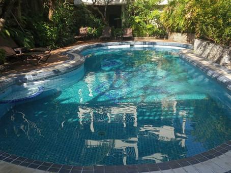 Imbas PPKM, Hotel di Kuta Bali Ubah Kolam Renang Jadi Kolam Ternak Lele