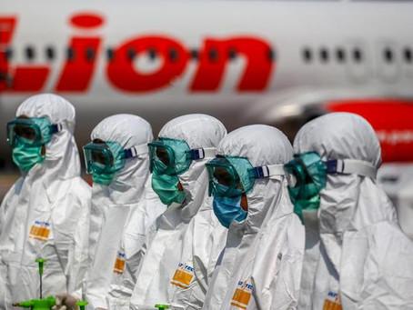 Lion Air Group Rumahkan 8.000 Karyawan