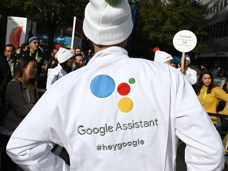 Google Assistant Dapat Temani Pengguna Nyanyikan Lagu Tahun Baru