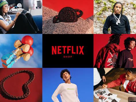 Jual Barang yang Ada di Serial dan Film, Netflix Luncurkan Netflix Shop