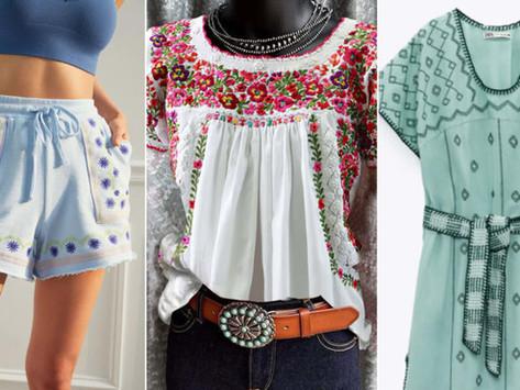 Meksiko Tuduh Zara Melakukan Perampasan Pola dan Desain Untuk Dijual