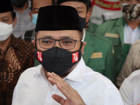 Menteri Agama: Kosmetik dan Obat-Obatan Wajib Bersertifikat Halal Mulai Hari Ini