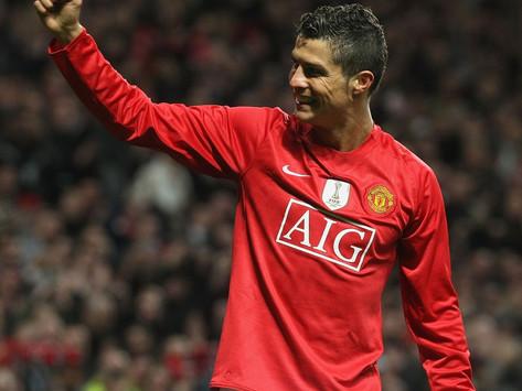 Cristiano Ronaldo Resmi Gabung Manchester United, Dikontrak Hingga 2023 dan Digaji Rp9,4/Minggu