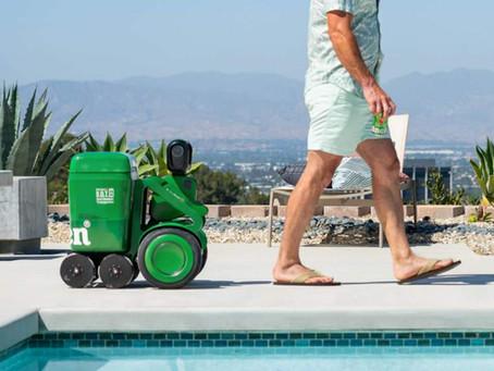 Heineken Luncurkan Robot Beer Cooler Dengan Teknologi AI