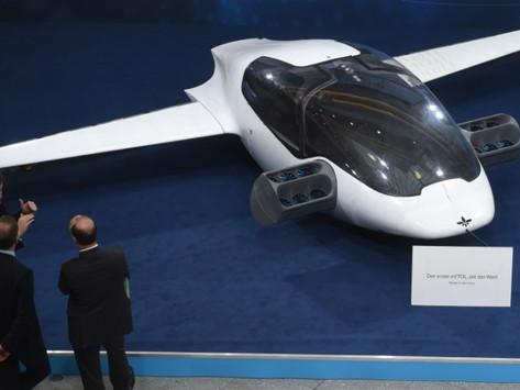 Honda Mengumumkan Akan Mengembangkan 3 Kategori: Robot, Taksi Terbang, dan Teknologi Luar Angkasa