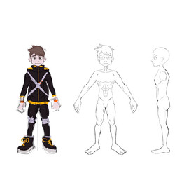 Character Design (old version)
